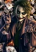 Incredible Joker Illustrations 20