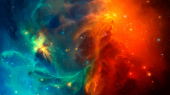 Nebula Y  Profile Background